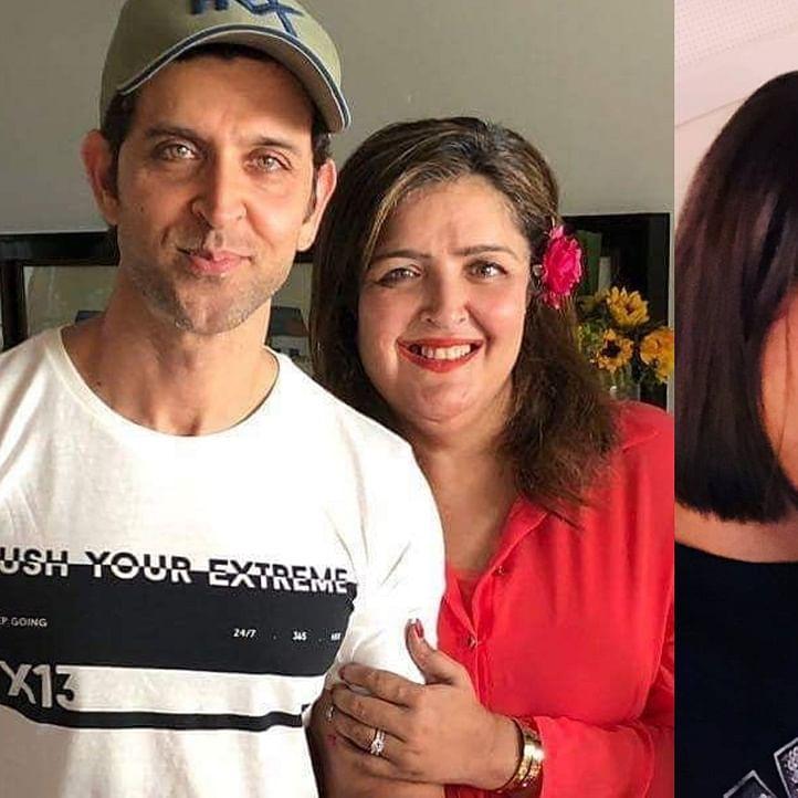 Hrithik Roshan's family sedated his sister Sunaina, alleges Rangoli Chandel