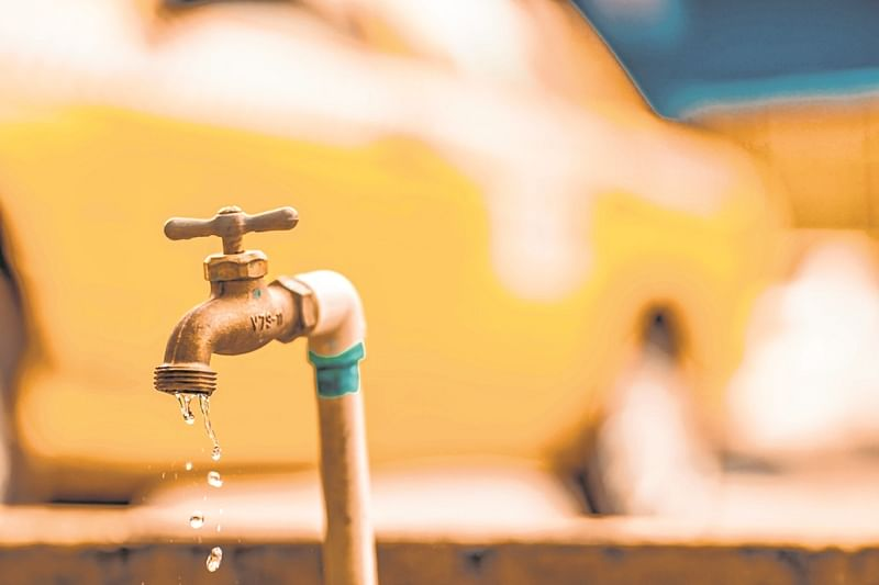 Mumbai to face 10% water cut from Dec 3 to Dec 9