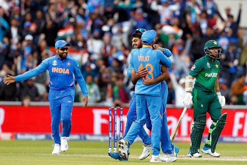World Cup 2019: India beat Pakistan by 89 runs in rain-hit match