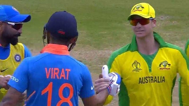 It was a lovely gesture from Virat Kohli: Steve Smith