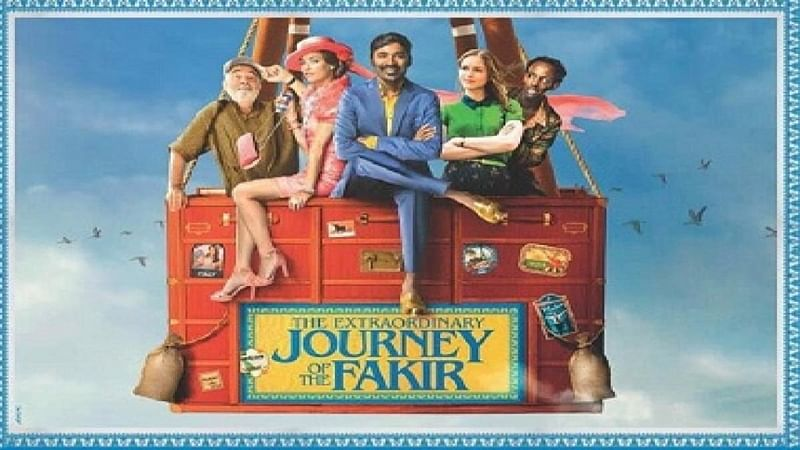 A journey full of fun: The Extraordinary Journey of the Fakir Review