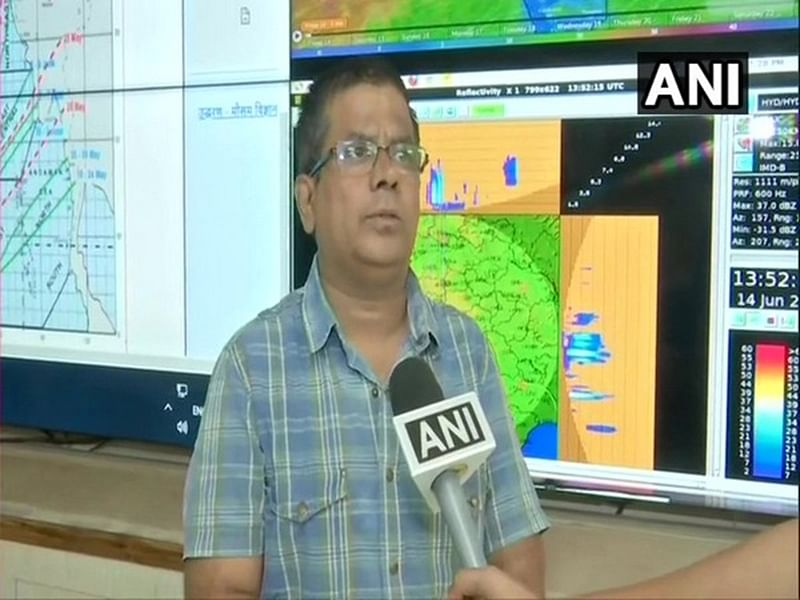 Monsoon to hit Telugu states after June 16: IMD Hyderabad