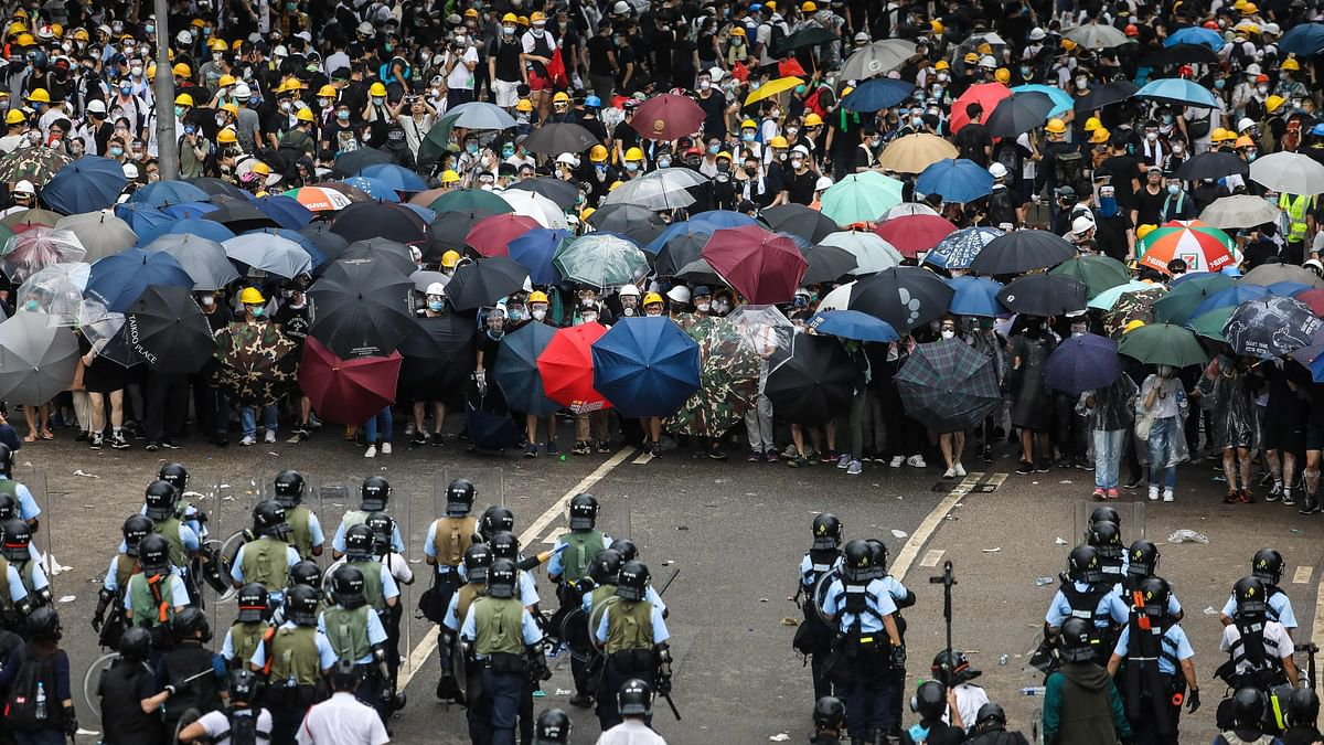 Beijing's dilemma in Hong Kong