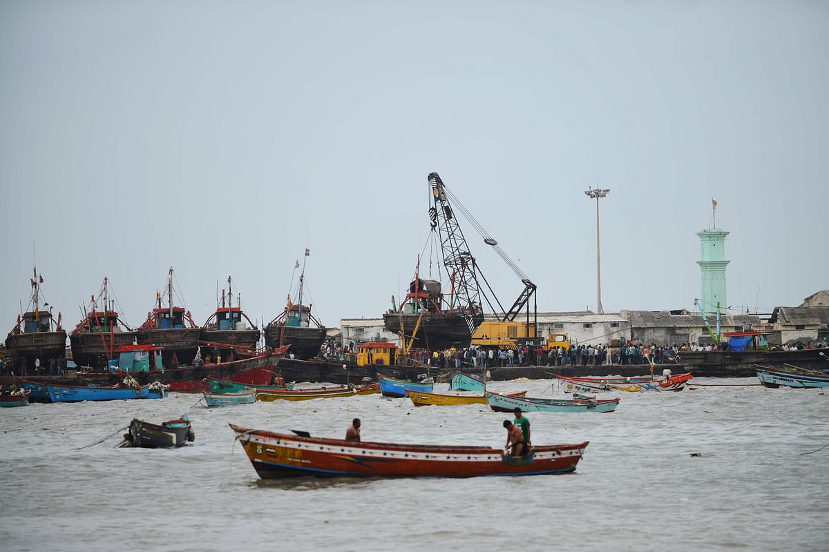 Bodies of two fishermen found off Dahanu coast