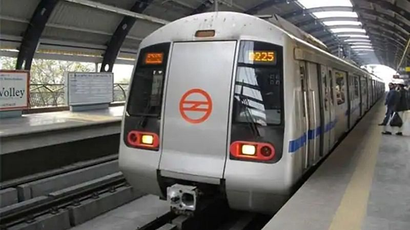 Vibrations from metro trains causing cracks in tracks, nearby buildings: AAP MLA Somnath Bharti to DMRC