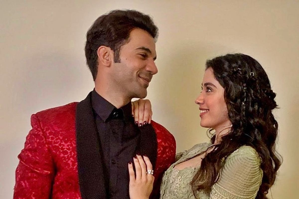 Rajkummar Rao, Janhvi Kapoor starts Shooting for horror-comedy 'RoohiAfza'