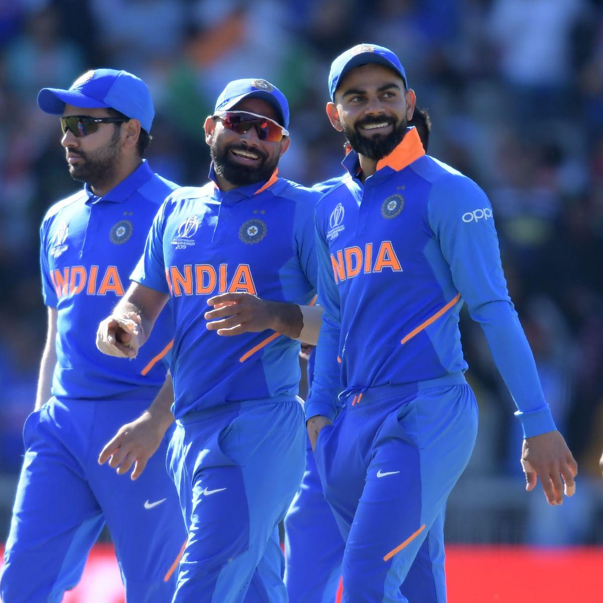 Cricket Score - England vs India World Cup 2019 Match 38