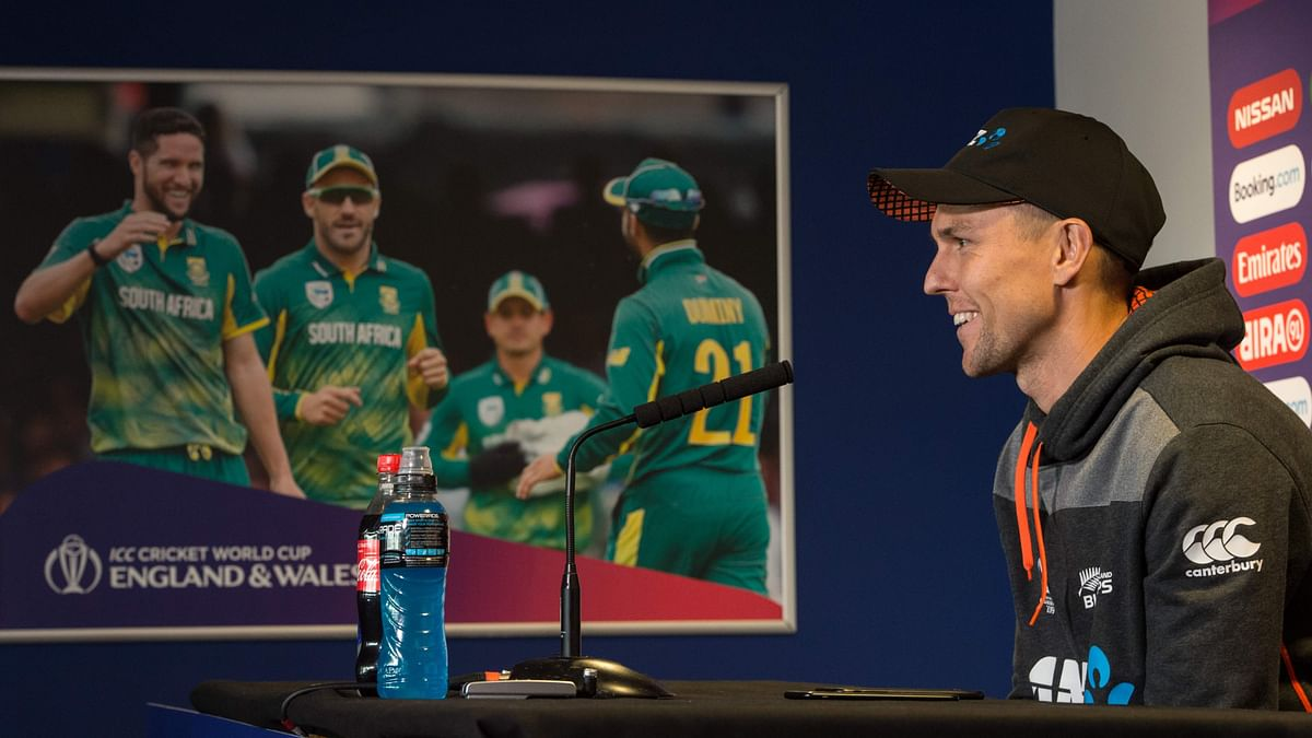 World Cup final was crazy game to be part of: Trent Boult