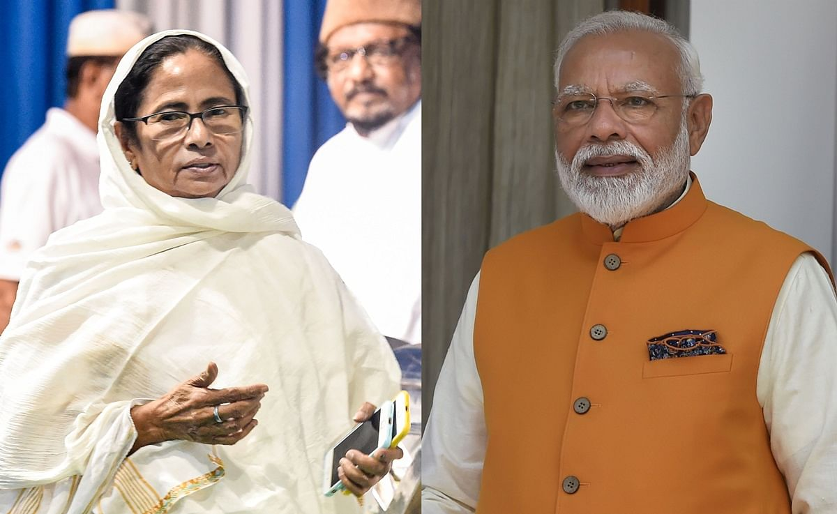 Fireworks with light-and-sound? Mamata to attend show inaugurated by PM Modi