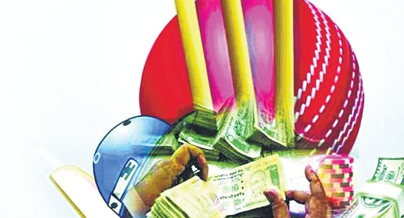 Multi-crore cricket betting racket busted, 2 arrested