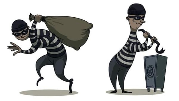 Indore: 3 masked men loot Rs 6.5 lakh from Bandhan Bank in Indore