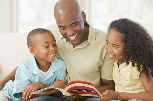 Reader parents make the smart kids