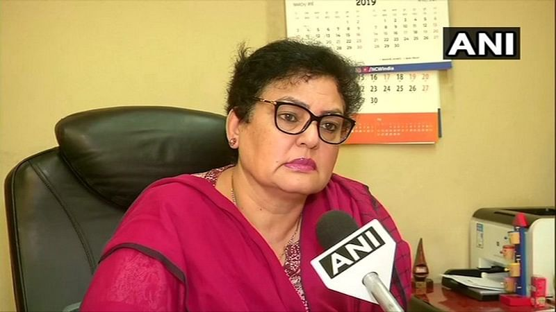 NCW Chairperson Rekha Sharma (Photo / ANI)