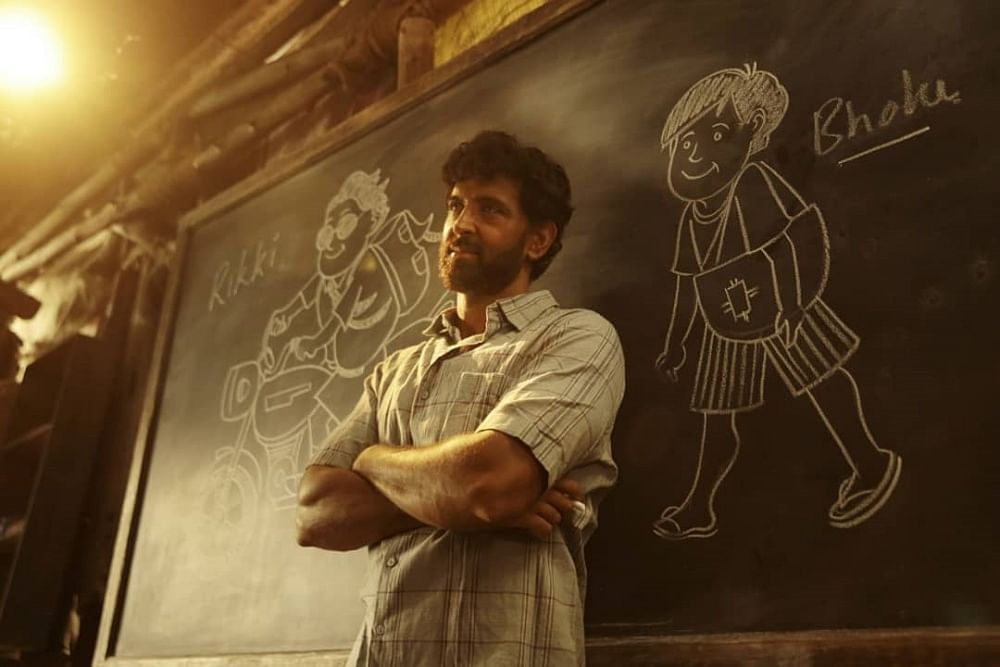 Twitter attacks Hrithik Roshan for Brownface and Bihari accent in 'Super 30' trailer