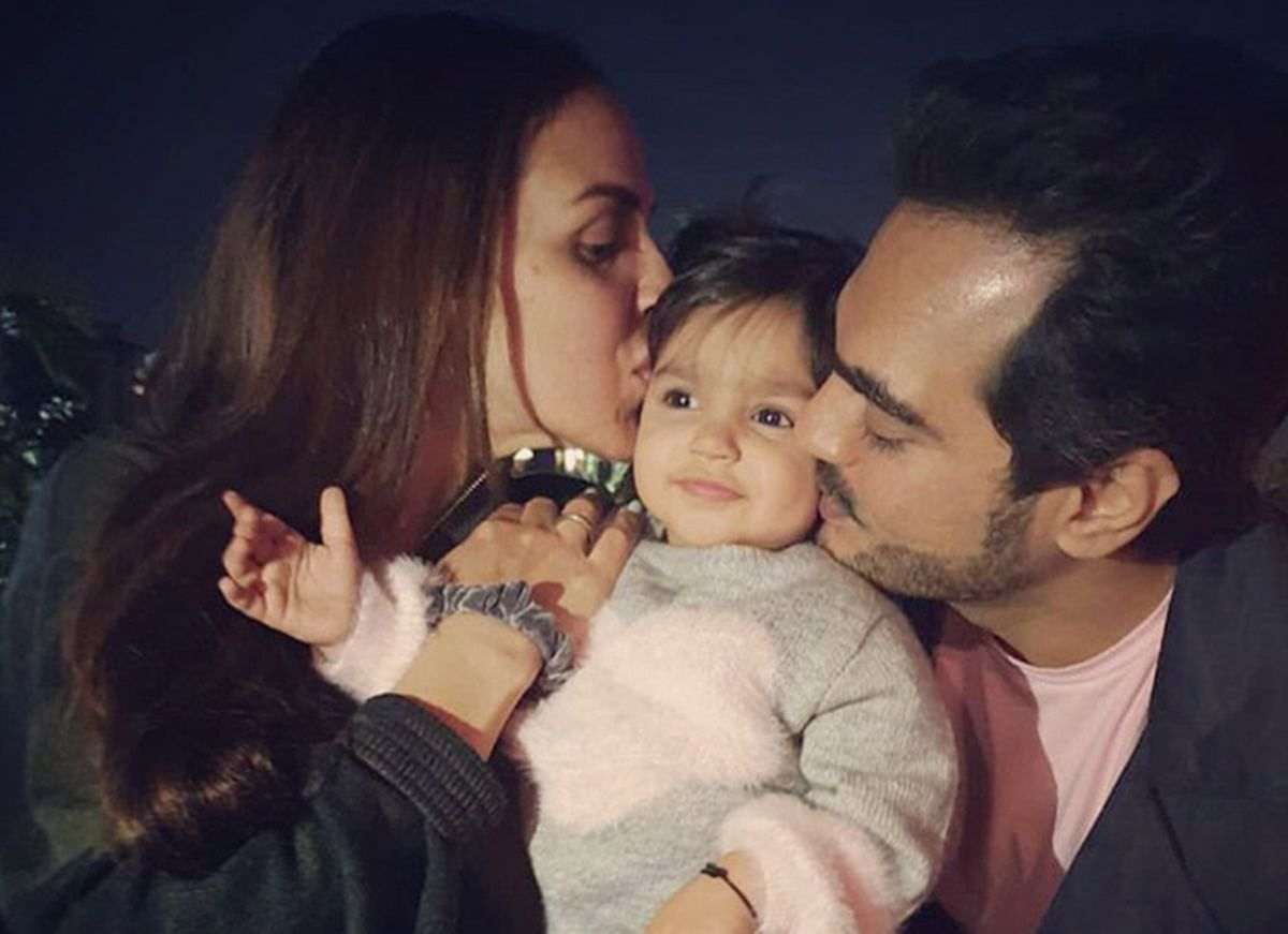 Esha Deol reveals why she named her newborn daughter 'Miraya'