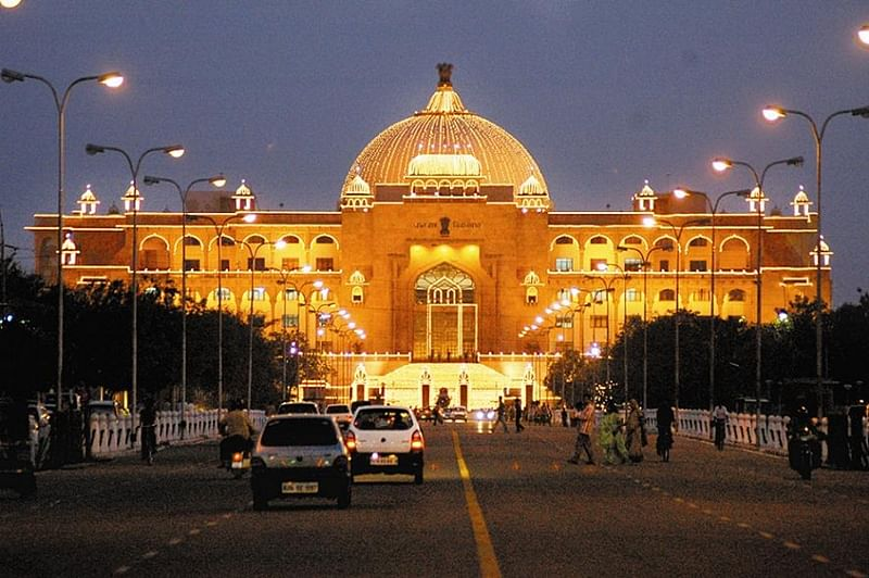 Rajasthan scribes livid over restricted access to Assembly premises