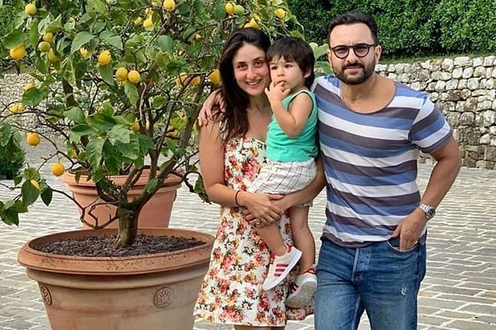 Kareena, Saif, and Taimur's latest pics from Tuscany, redefine family vacation in style
