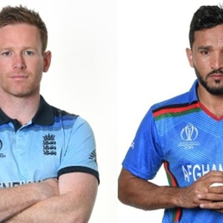 Live Cricket Score - England vs Afghanistan World Cup 2019 Match 24: England - 255/2 (40 Overs)