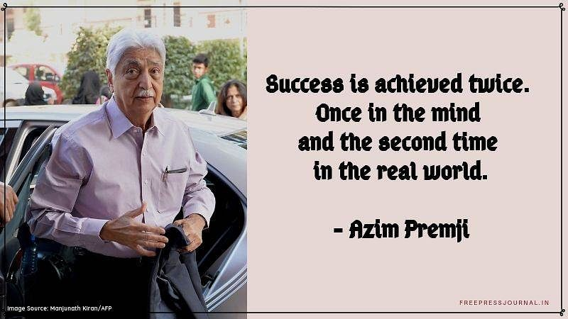 10 quotes by Azim Premji to inspire success in your life and business