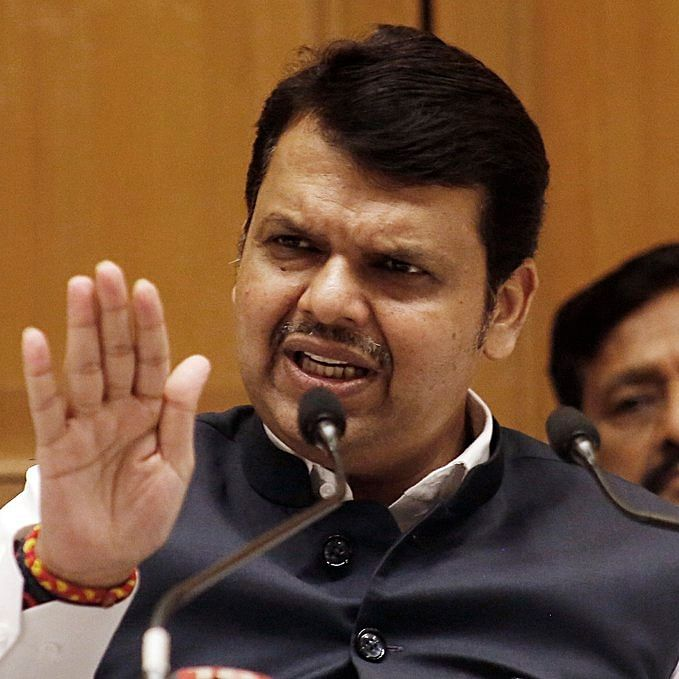 'Confusion is created for vote-bank politics': Fadnavis criticises Sharad Pawar for creating fear on CAA