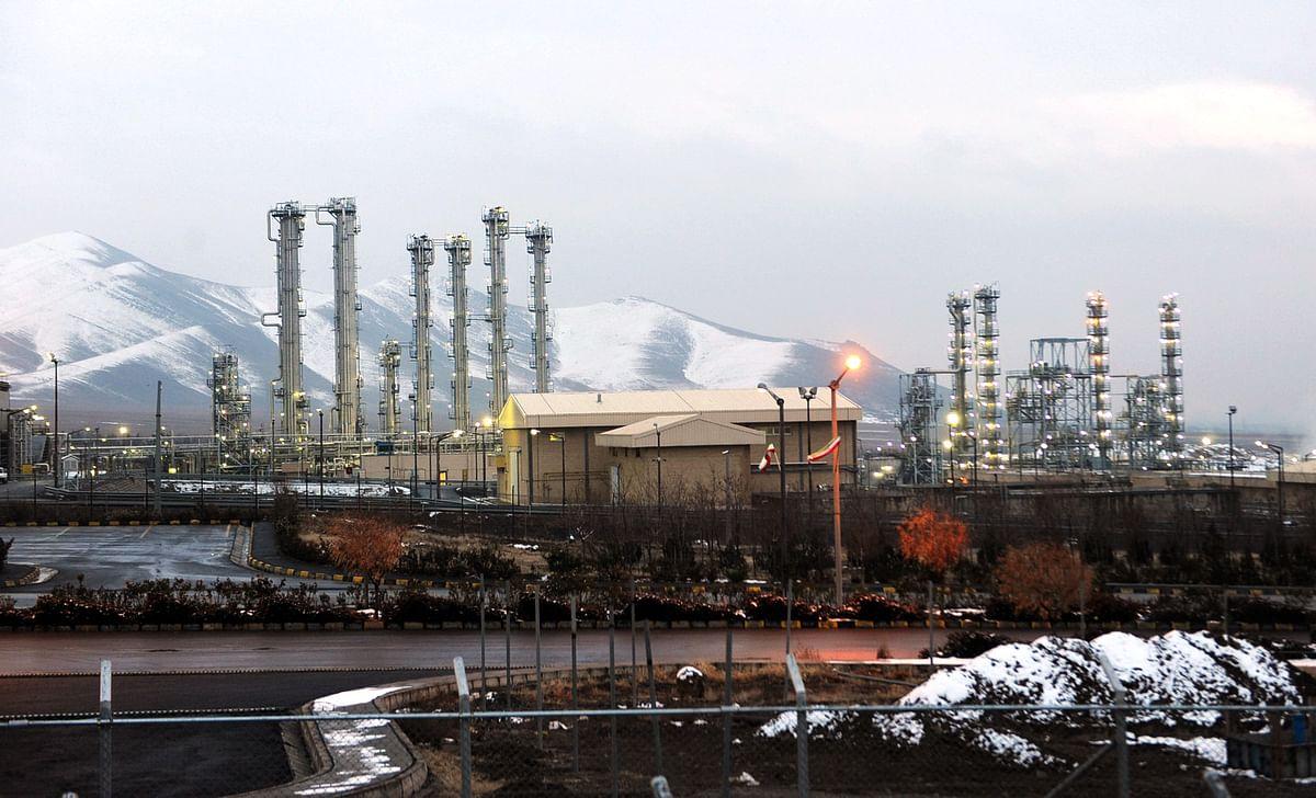 Iran begins using advanced centrifuges  to enrich uranium, violating deal