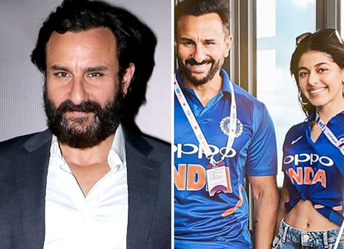 Watch Pakistani fan misbehave with Saif Ali Khan at ICC Cricket World Cup