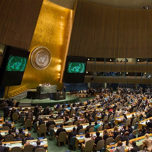 India abstains on UN resolution over materials used for torture, execution