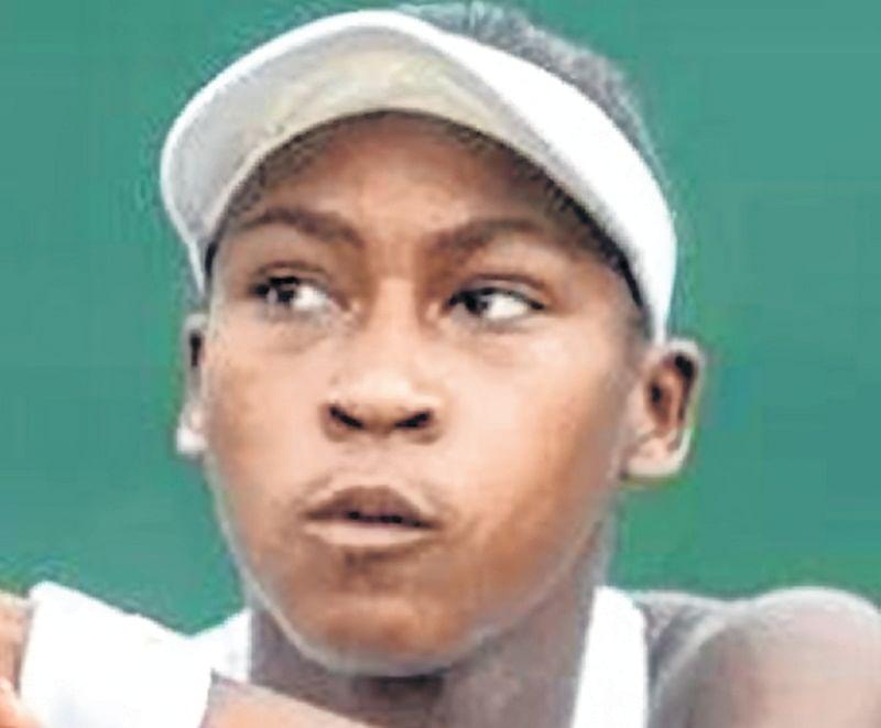 Wimbledon: Cori Gauff, youngest to qualify