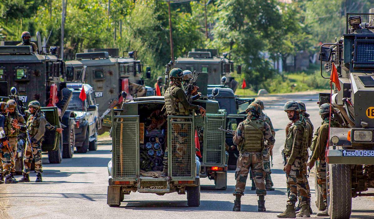 Militant killed in Budgam encounter