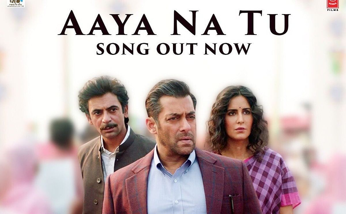 Soulful melody 'Aaya Na Tu' from 'Bharat' released