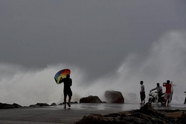 Deep depression in Arabian Sea intensifies, cyclone 'Vayu' may hit Gujarat coast Thursday: IMD