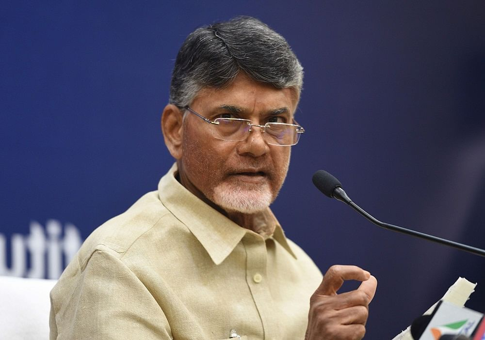 Has Chandrababu Naidu's detachment from the Modi government put an end to his career?