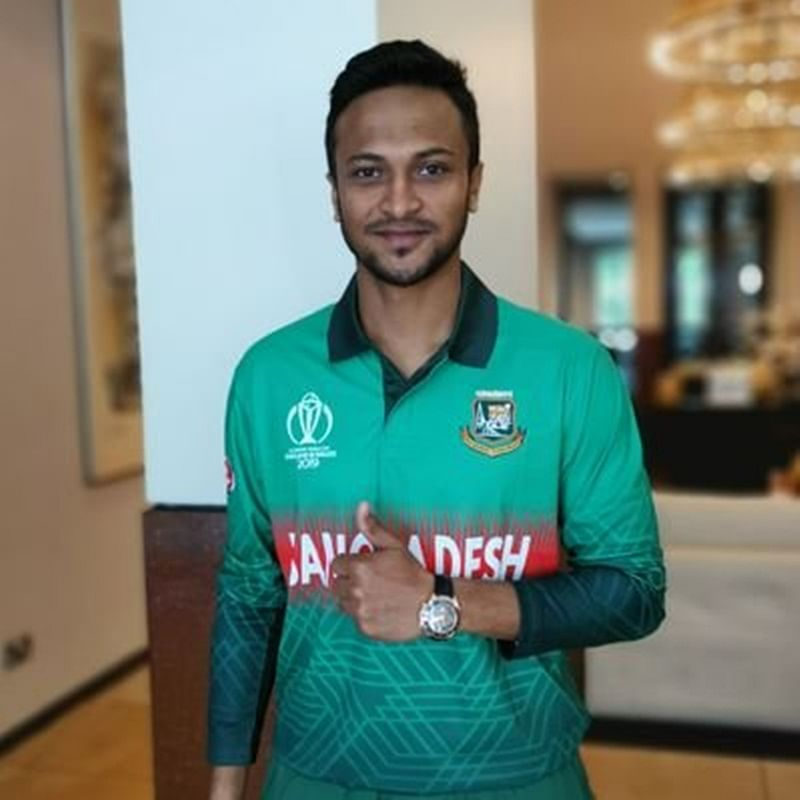 Shakib becomes first player to score 500 runs, take 10 wickets in World Cup history
