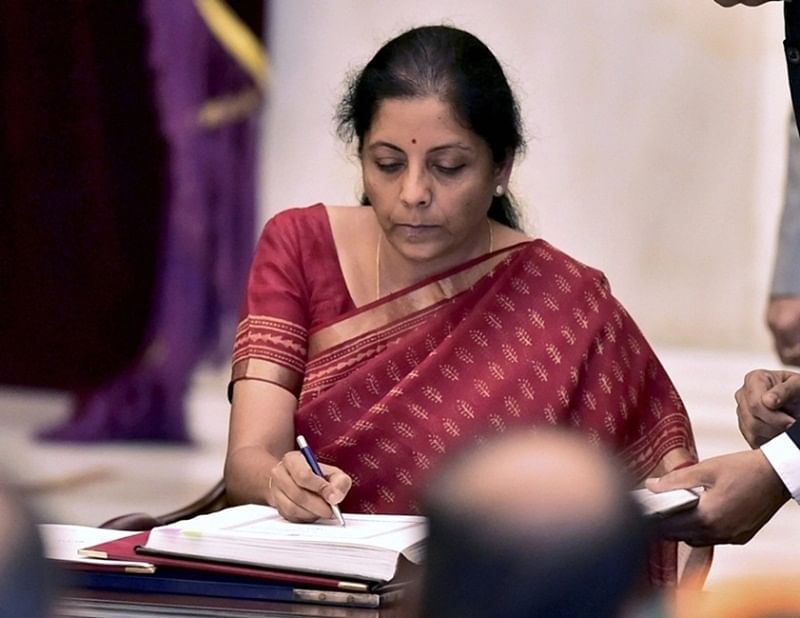 FM Nirmala Sitharaman holds pre-budget meeting with finance ministers of all states
