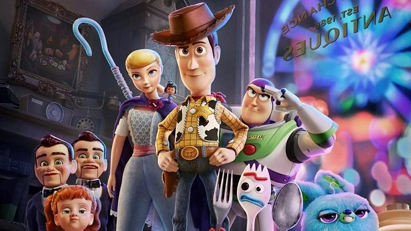 Toon joy for all: Toy Story 4 Review