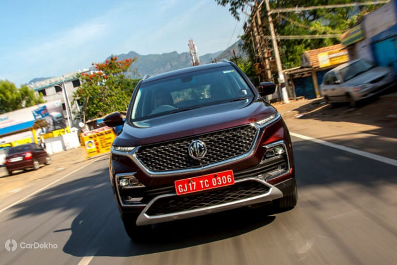 MG Hector India Launch On 27 June 2019
