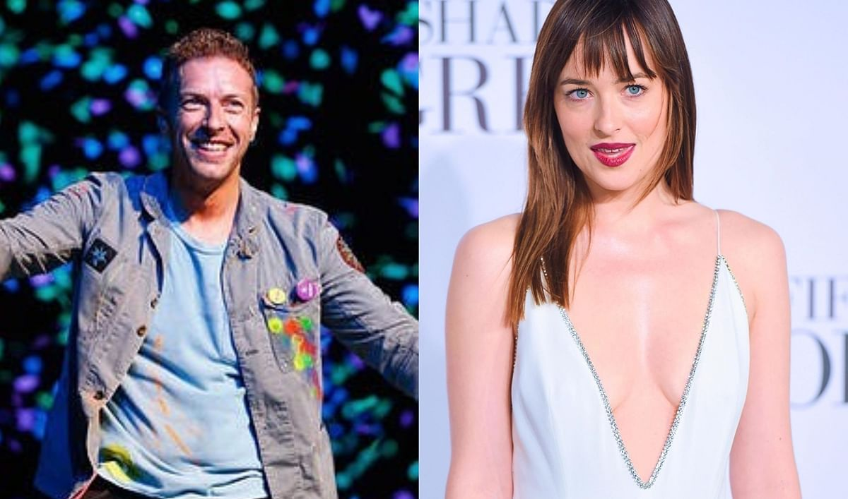 Chris Martin spotted with mystery woman post split with Dakota Johnson