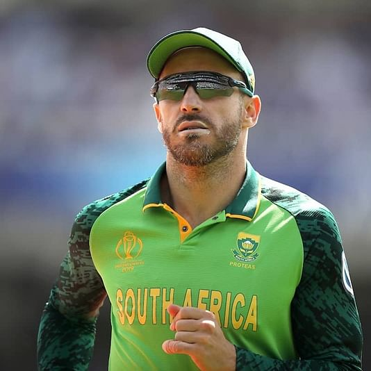 Faf du Plessis won't make decision in emotions and disappointment