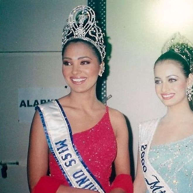 Lara Dutta reminisces her pageant crown with Dia Mirza and Priyanka Chopra
