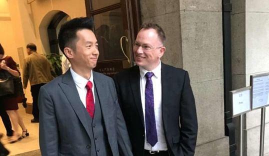 Landmark win for gay civil servant in Hong Kong's top court
