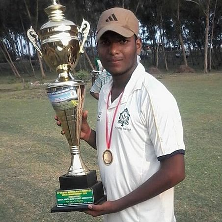 After playing the state Under-19's,Aniket Shaw is looking forward to playing for Ranji Trophy