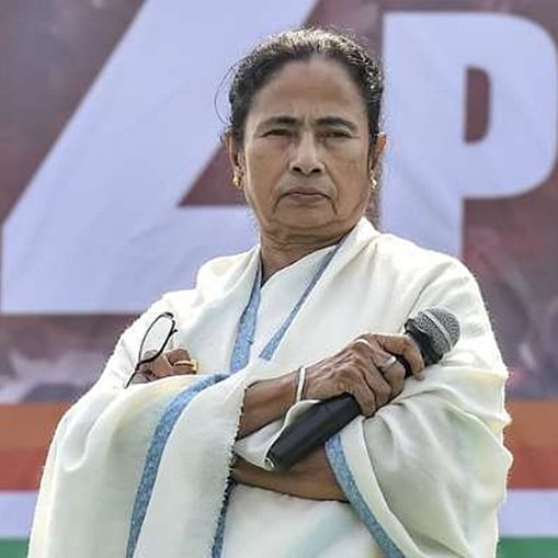 Mamata does a Mamata, walks off in a huff after hearing Bengal Governor's name