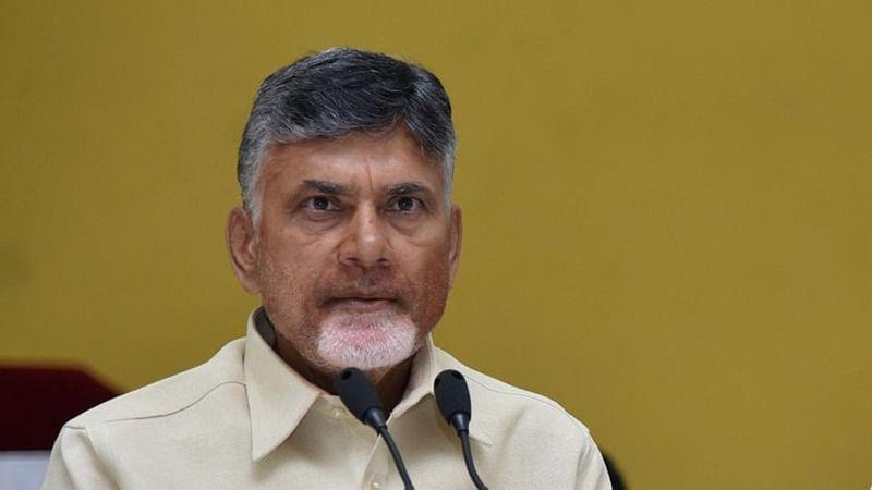 Exit of four leaders won't cause any loss: Chandrababu Naidu