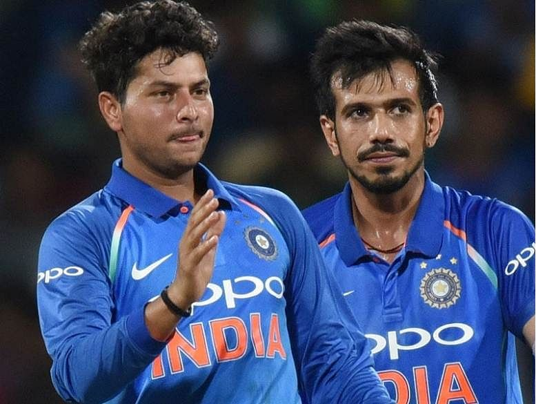 Kuldeep Yadav recalls how MS Dhoni lost his cool for the first time in 20 years