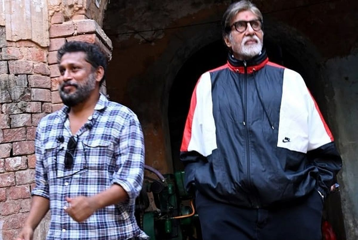 Fans in frenzy as Big B shoots film in Lucknow