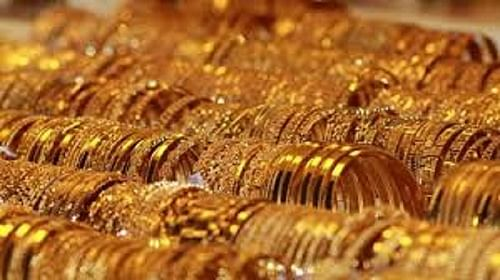 Gold prices fall by Rs 100 on easing demand