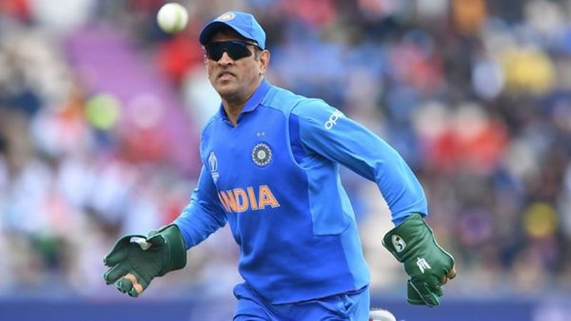 Dhoni will have to remove dagger insignia from gloves: ICC