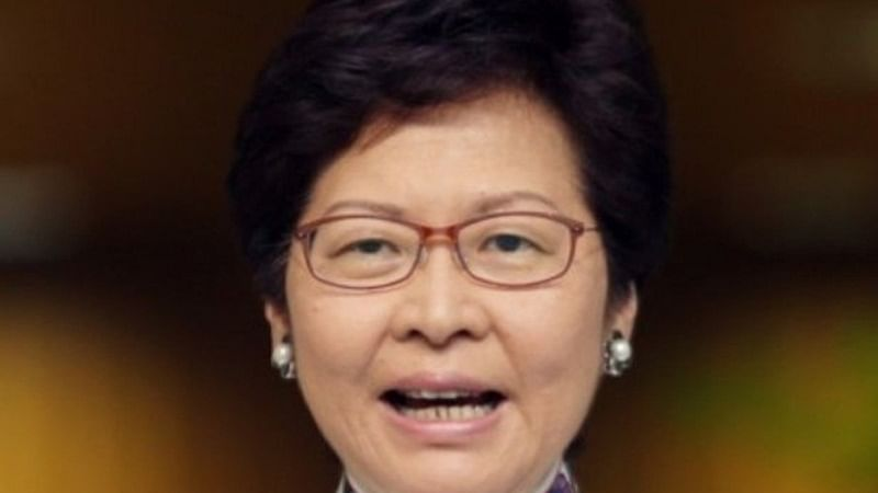 Hong Kong chief Carrie Lam issues 'most sincere' apology over extradition bill