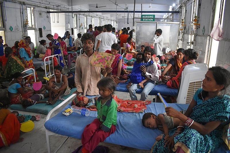 Bihar: Death toll due to Encephalitis rises to 121 in Muzaffarpur
