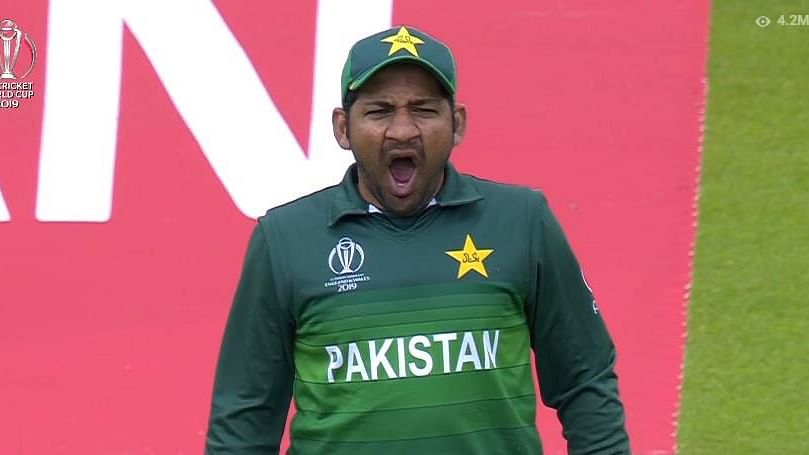Yawning is a normal thing, didn't commit a sin: Sarfaraz Ahmed